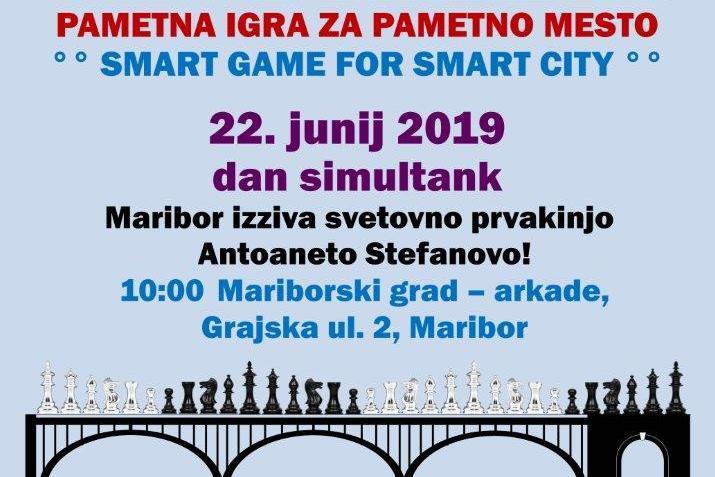 Festival Lent 2019: VIP chess simultaneous exhibition