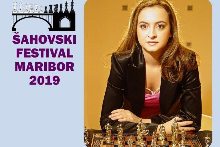 Festival Lent 2019: VIP chess simultaneous exhibition: Antoaneta